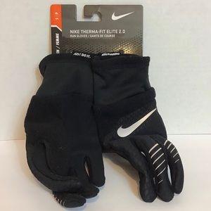 NIKE Women's Therma-Fit Elite 2.0 Running Gloves
